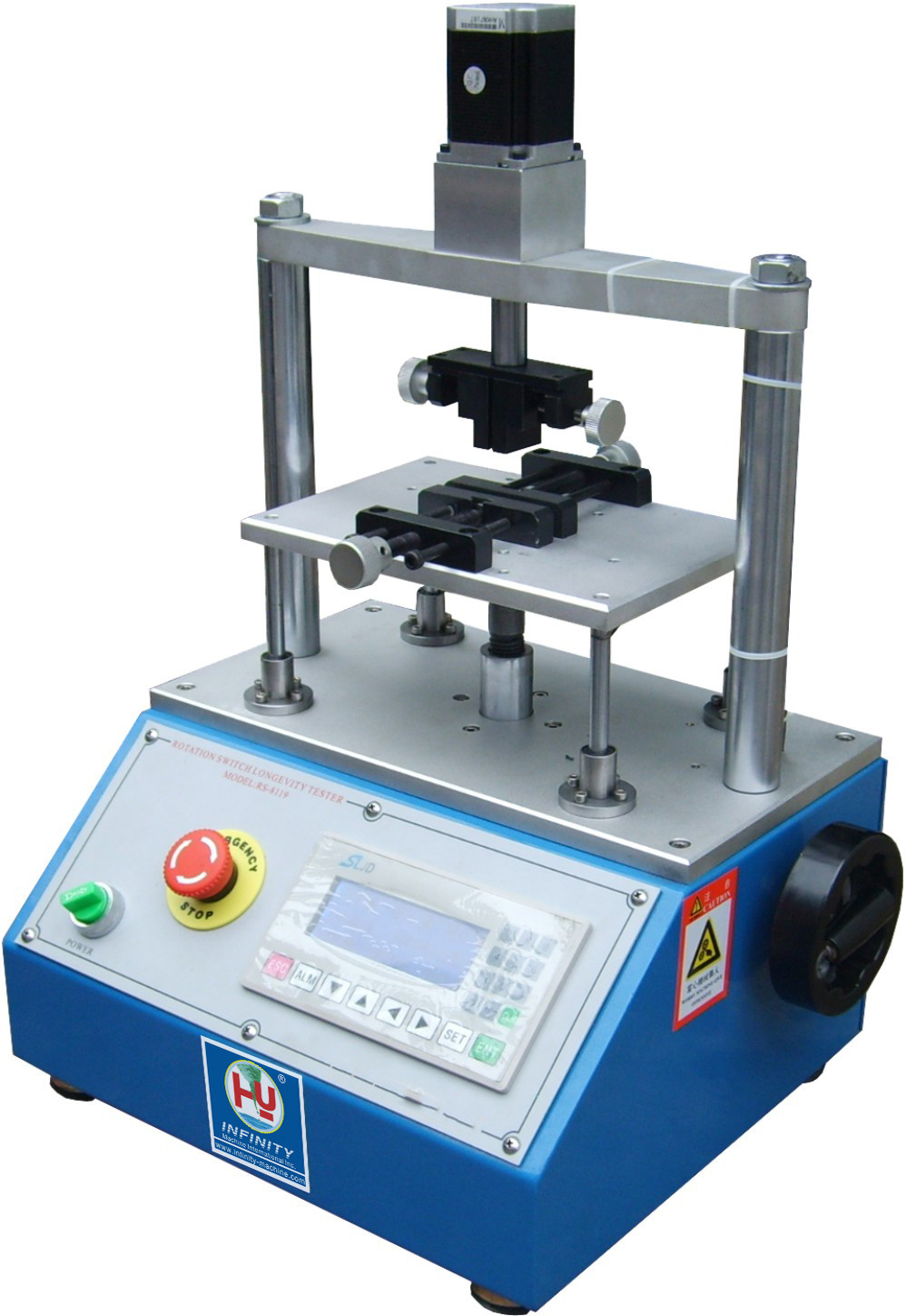 Appliance Electrical Phase Rotation Tester Equipment Rotating Resistance