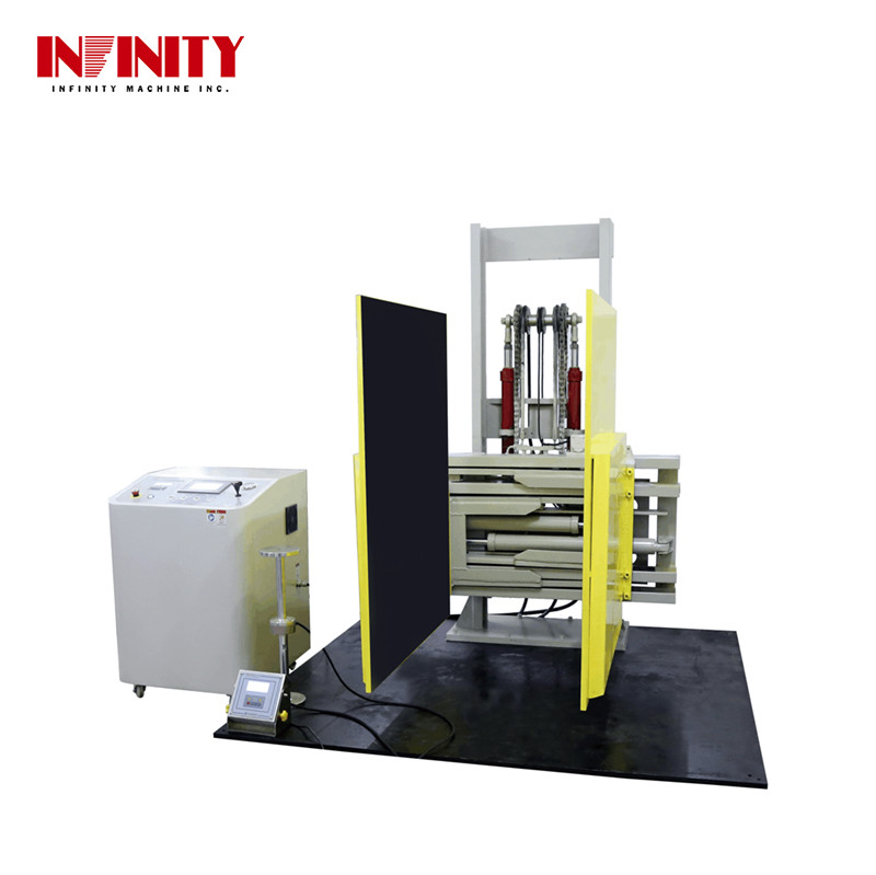 2000lbs Horizontal Compression Clamping Force Tester