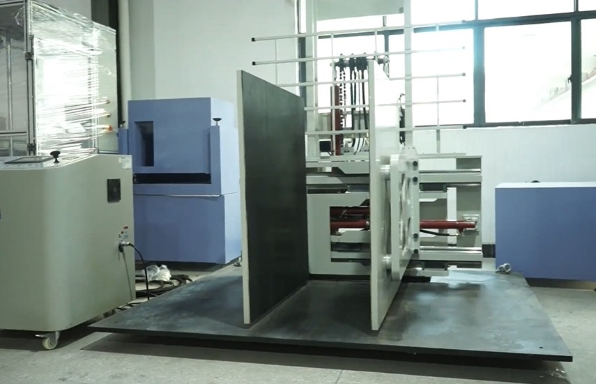 1000kg Load Simulated Forklift Clamping Force Tester