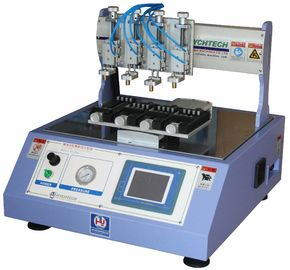 Touch Screen Abrasion Testing Equipment Press Test 0 - 200 mm/sec