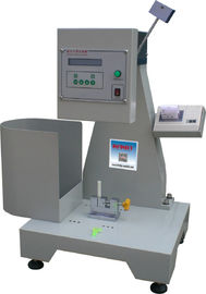 Digital IZOD Impact Testing Machine ASTM D256 IZOD Impact Strength Test