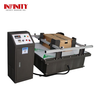 Infinity Package Box Vibration Table Testing Equipment for Packaging Carton Vibration System Vibration Tester